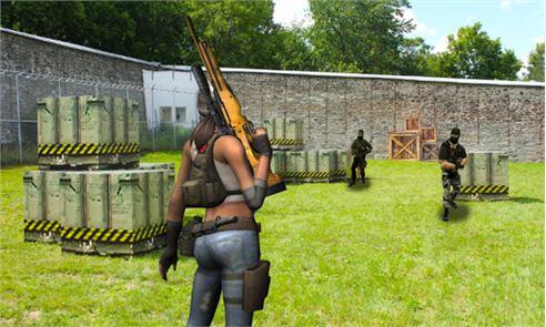 True Commando Strike 6