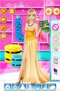 Prom Spa Salon – Girls Games 4