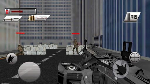 Commando City War- Free 4