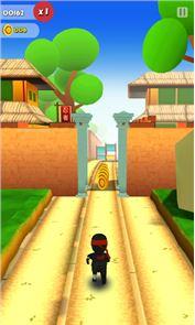 Ninja Runner 3D 1