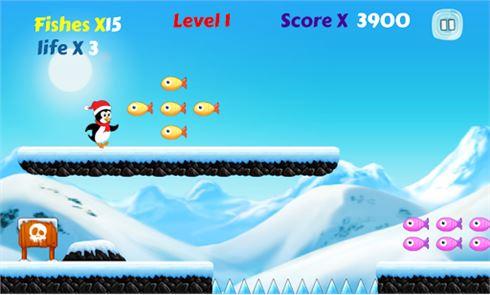 Polar Penguin Run 4