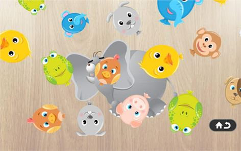Animals Puzzle for Kids 3