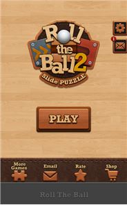 Roll the Ball™: slide puzzle 2 5