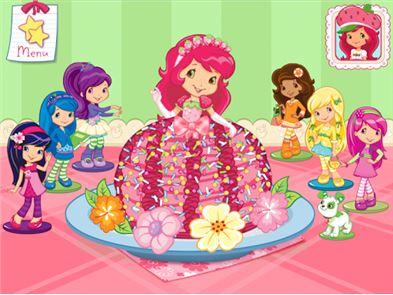 Strawberry Shortcake Bake Shop 6