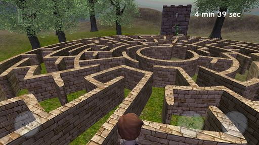 3D Maze (The Labyrinth) 5