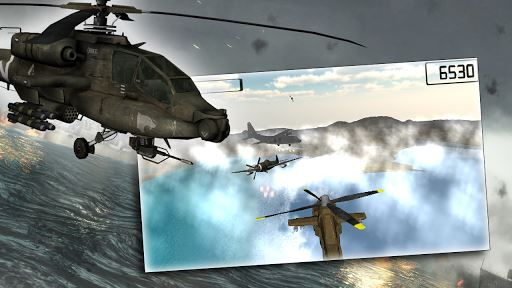 Helicopters vs Warplanes 6