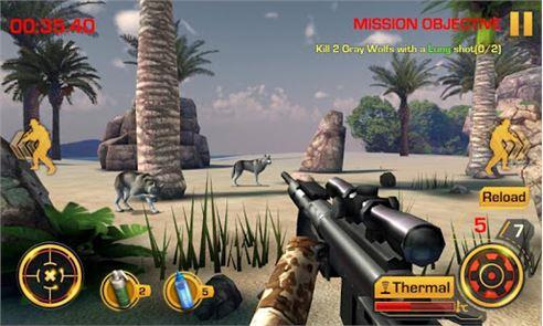 Wild Hunter 3D 2