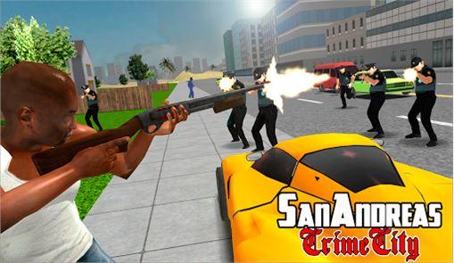 San Andreas Crime City 3