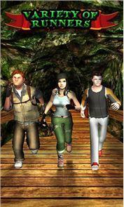 Escape Runner 3D 2