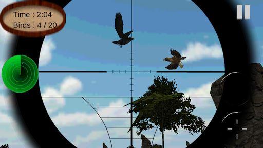Birds Hunter in Jungle 2