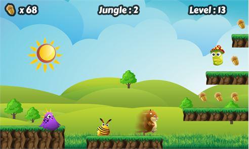 Jungle Hamster Saga 1