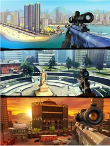 Sniper 3D Assassin: Free Games 3