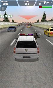 VELOZ Police 3D 5