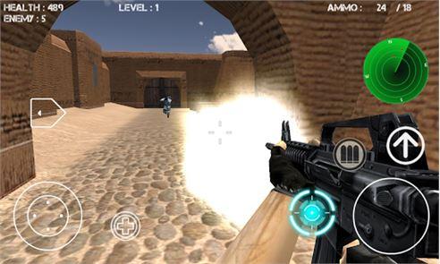 Strike Terrorist 3D 5