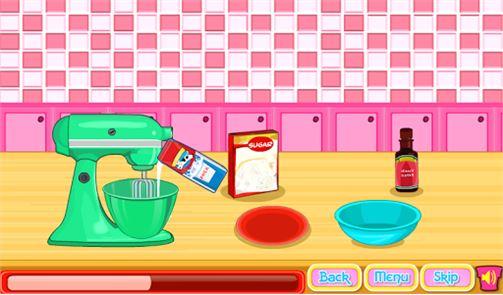 Cooking Ice Cream Cone Cupcake 3