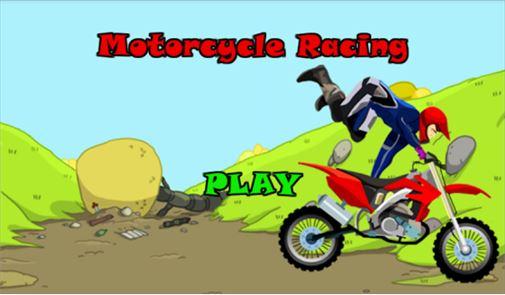 Motorcycle Hill Climb Racing 1