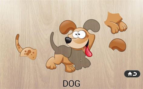 Animals Puzzle for Kids 4