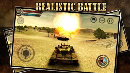 Tank Attack Blitz: Panzer War 2