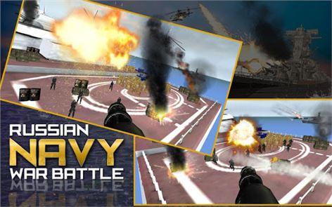 Navy War Battle Gunner 3