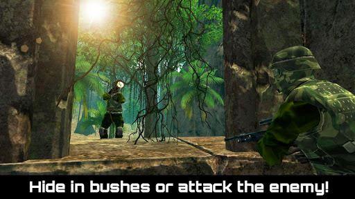 Jungle Commando 3D: Shooter 5