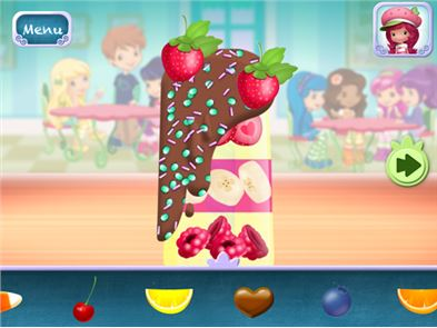 Strawberry Sweet Shop 2