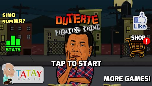 Duterte Fighting Crime 2 4