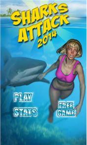 Sharks Attack 2014 1