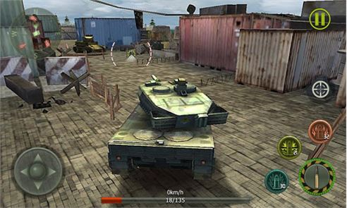 Tank Strike 3D 2