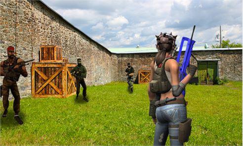 True Commando Strike 2