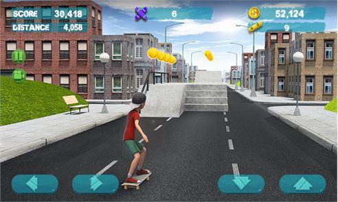 Street Skater 3D: 2 4
