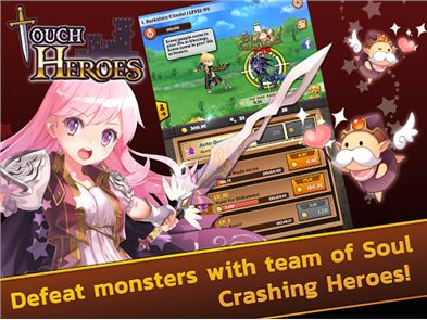 Touch Heroes: Soul Crash 5