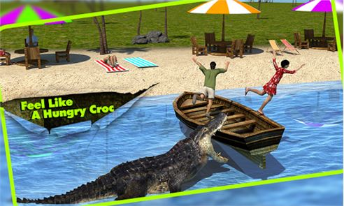 Crocodile Simulator 3D 2