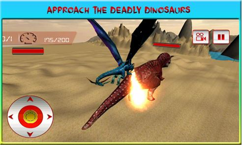 Flying Dragon War Simulator 3