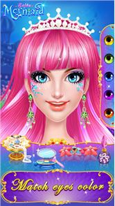 Mermaid Makeup Salon 4