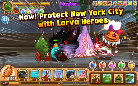 Larva Heroes: Lavengers 2014 6