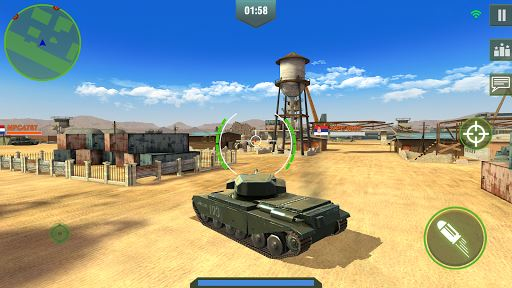War Machines Tank Shooter Game 6