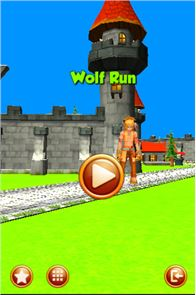 Jungle Chase of Wolf 1