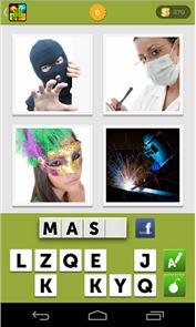 4 Pics 1 Word What's the Photo 3