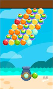 Seaside Bubble Shooter 2