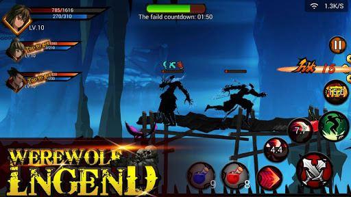 Werewolf Legend 2