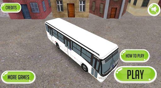 Bus Parking 3D 2015 4