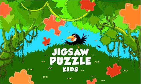 Jigsaw Puzzle Kids 1