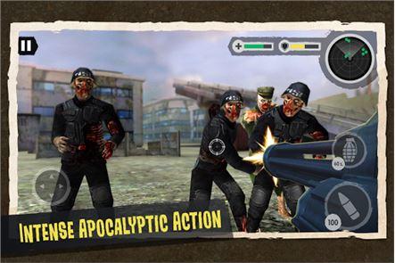 Zombie Combat: Trigger Call 3D 6