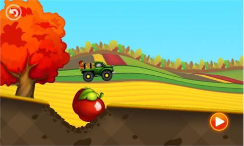 Tractor Hill Racing 4