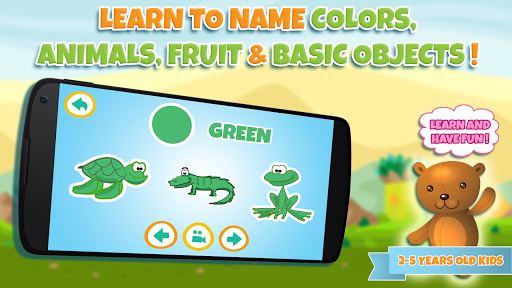 Learning colors for toddlers 1