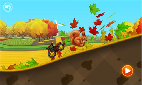 Tractor Hill Racing 1