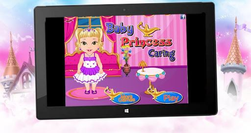 Baby Princess Caring Game 5