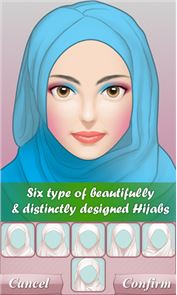 Hijab Make Up Salon 2