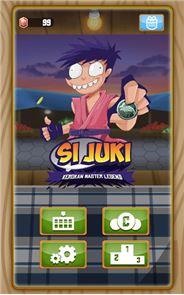 SI JUKI: Kerokan Master Legend 1