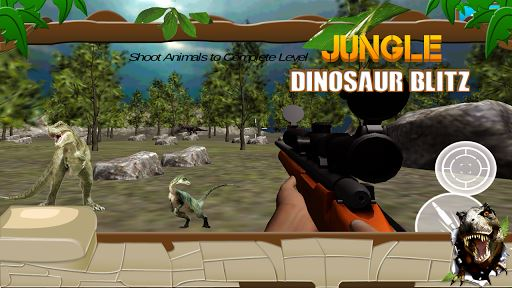 Jungle Dinosaur Blitz 2
